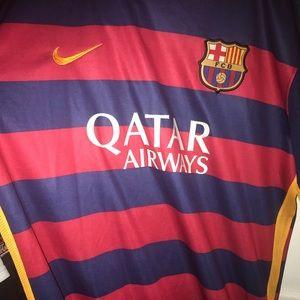 68d14355e8c Nike Shirts | Brand New Suarez Barcelona Jersey | Poshmark